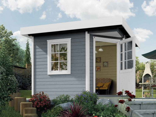 Komfort Designhaus 213 Plus Gr. 2 grau