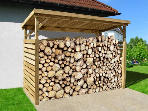 Brennholzlager 663 B Gr. 2 19 mm