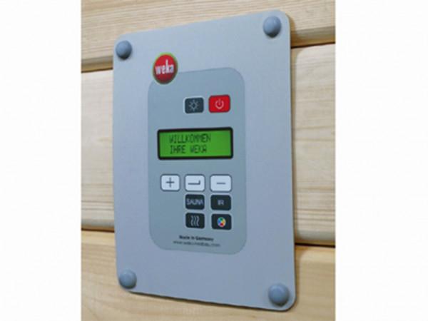 Digitale Systemsteuerung BioS für Saunen und Infrarotkabinen