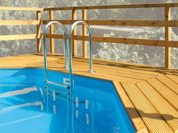 Sonnendeck für Pools 593 B Gr.1, 594 und 594 A