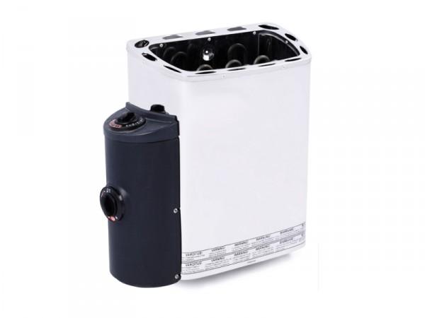 Saunaofen Kompakt 3,6 kW mit integrierter Steuerung