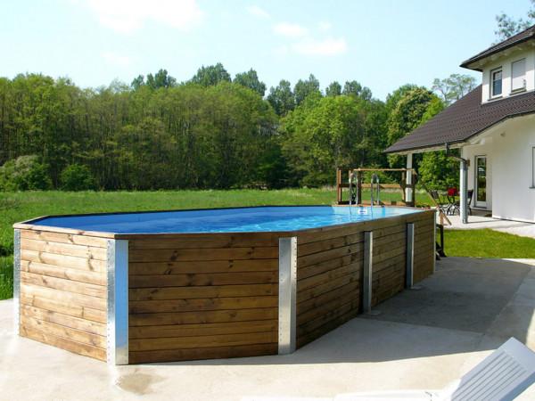 Pool 594 A 45 mm kesseldruckimpägniert