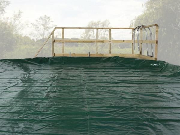Abdeckplane für Pool 593 A und 593 B Gr. 1