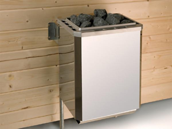 Saunaofen 9 kW inkl. Saunasteine