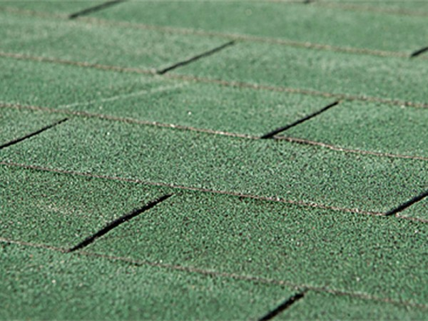 Bitumen-Dachschindeln rechteckig