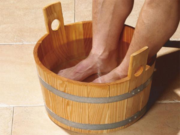 Fußkübel