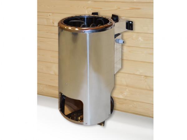 Saunaofen Kompakt 3,6 kW inkl. integrierte Steuerung