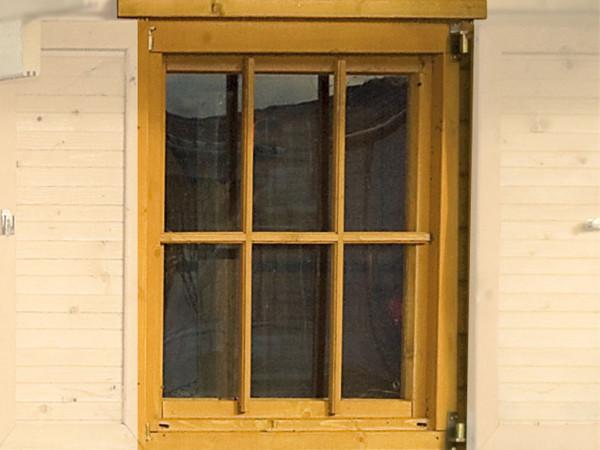Einzelfenster groß, naturbelassen