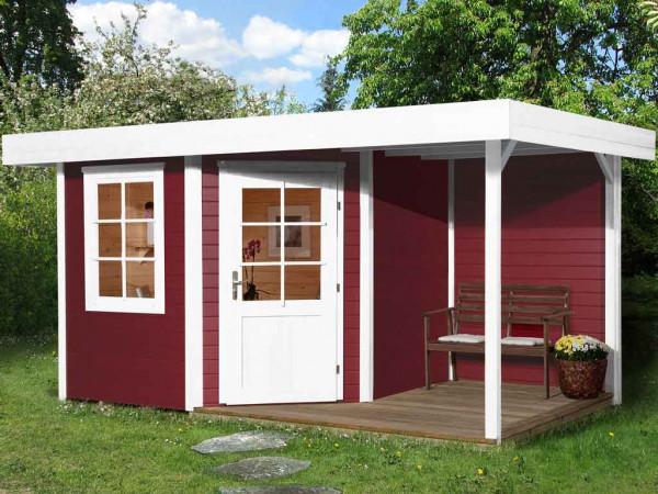 Komfort Designhaus 213 Plus Gr. 2 A schwedenrot