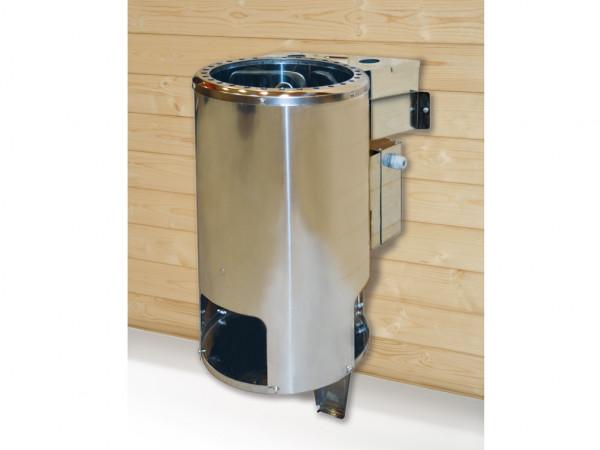 Saunaofen BioAktiv 3,6 kW inkl. Saunasteine