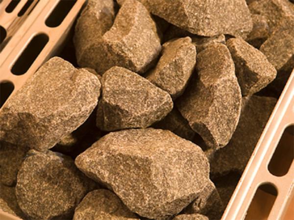 Sauna Diabassteine, Inhalt: 12 kg