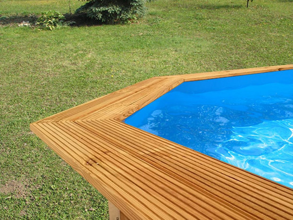 Toprail - Handlaufverbreiterung für Pool 594 A