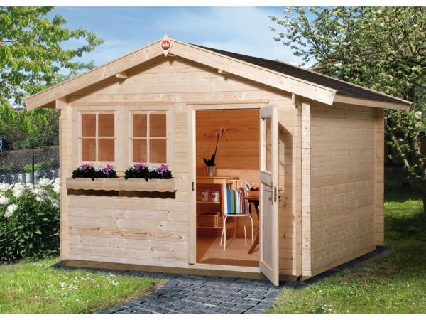 Gartenhaus 139 Gr. 2 45 mm naturbelassen