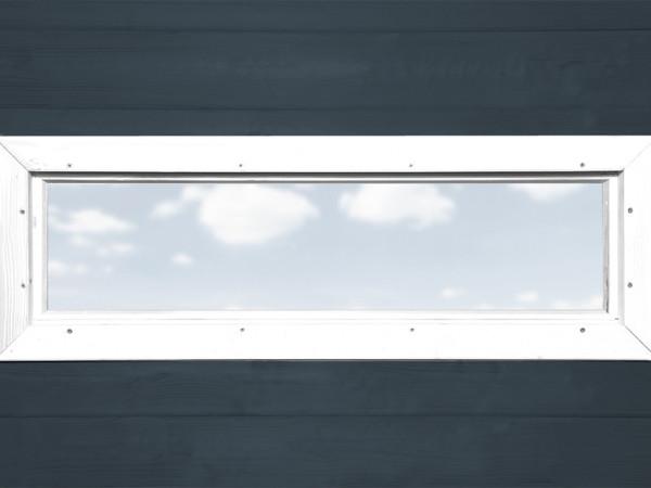 Zusatzfenster schmal feststehend